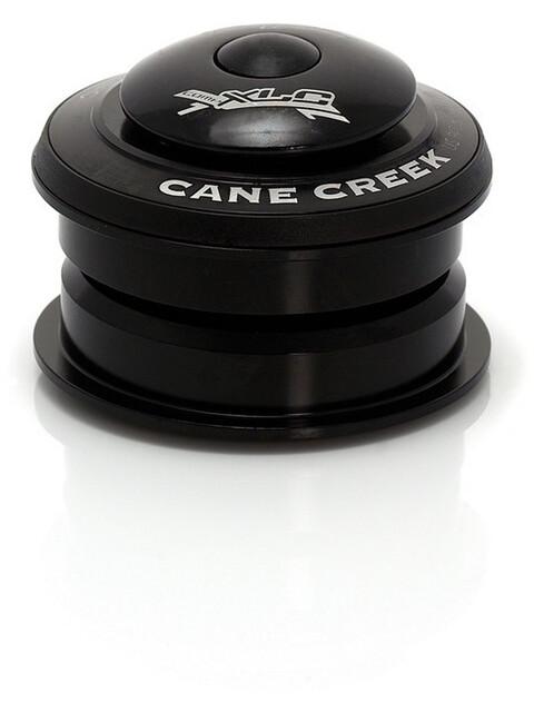 """XLC Comp A HS-I02 Head-Steuersatz Ø30,0mm 1 1/8"""" Konus semi integriert schwarz"""
